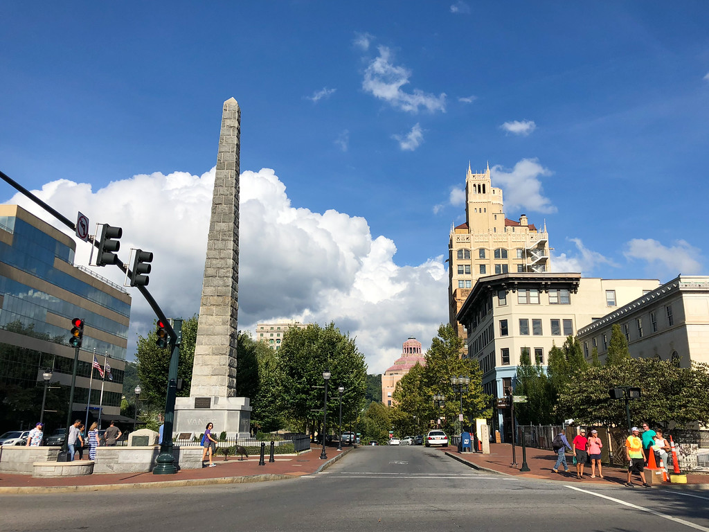 Downtown Asheville, North Carolina