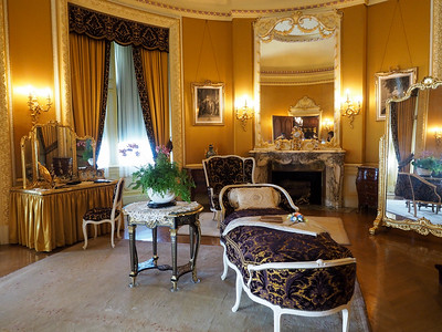 Edith Vanderbilt's Bedroom at the Biltmore