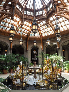 Winter Garden in the Biltmore