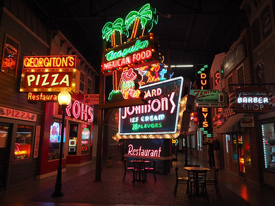 American Sign Museum in Cincinnati, Ohio