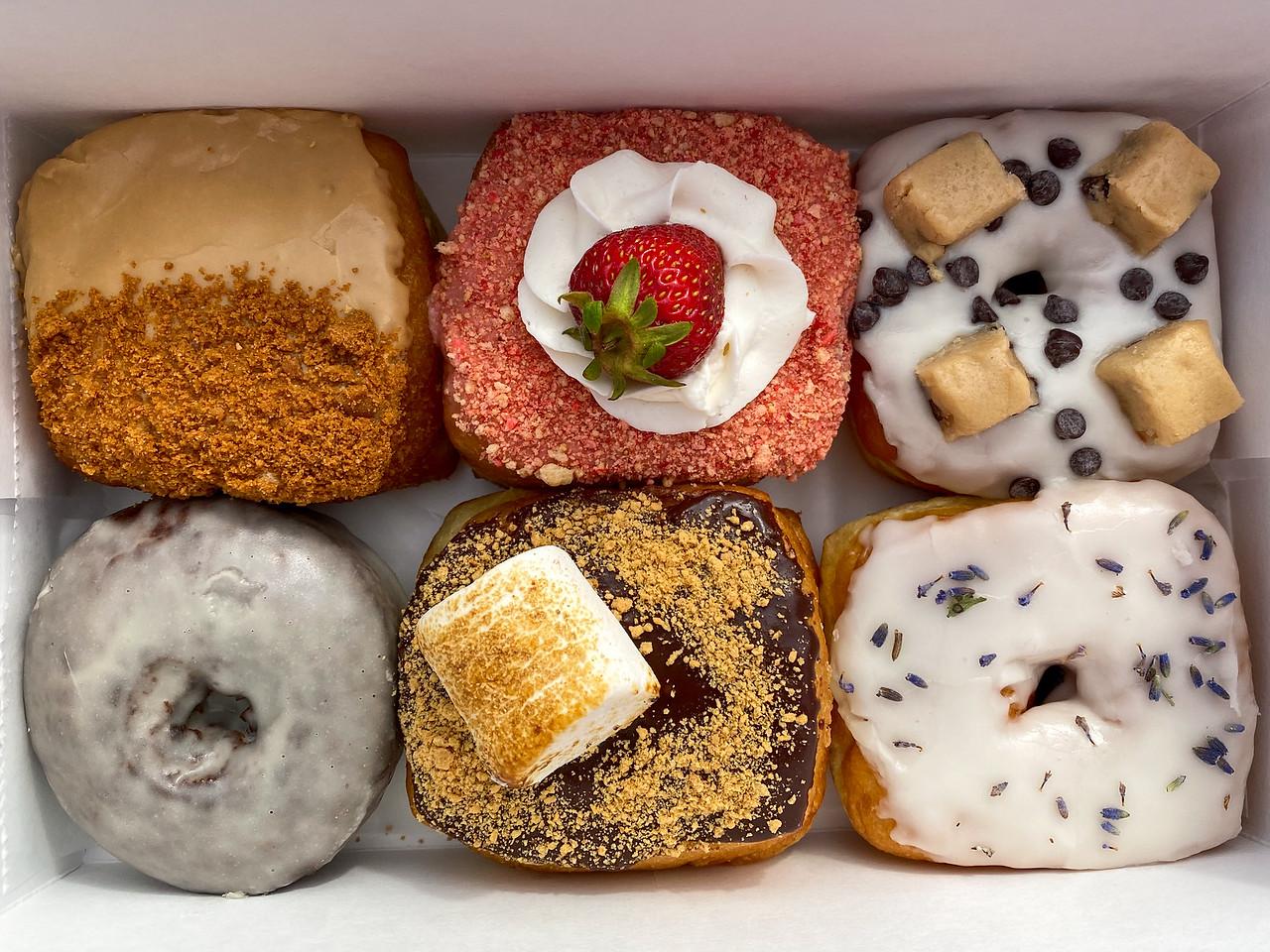Vegan Doughnut Company donuts
