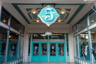 5th Street Arcades in Cleveland