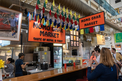 Momo Ghar at North Market in Columbus