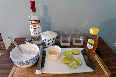 Dawa cocktail ingredients