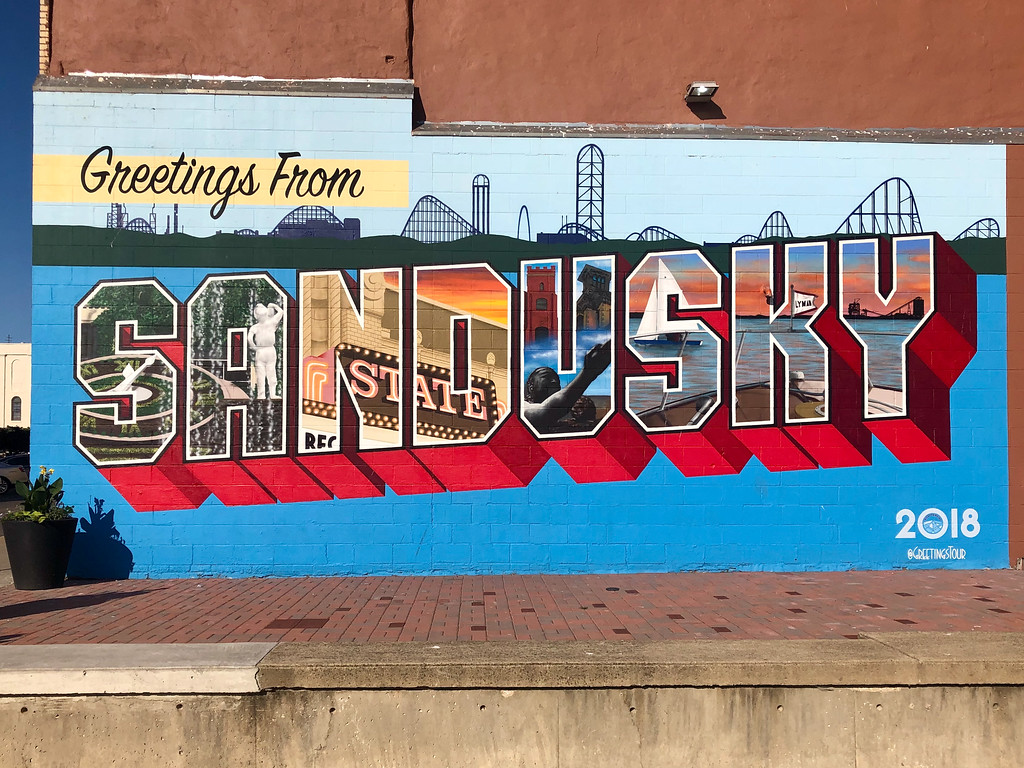Sandusky mural
