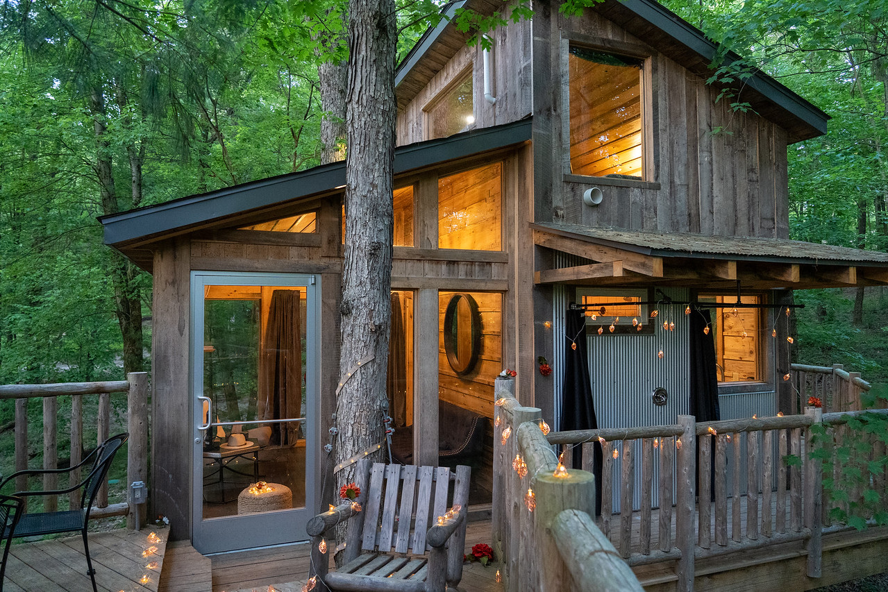 The View Treehouse aft deck