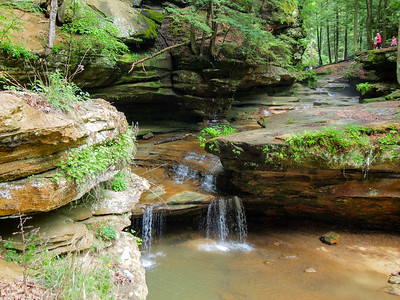 Old Man's Cave at Hocking Hills State Park