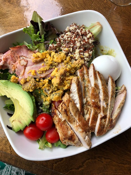 Townhall salad
