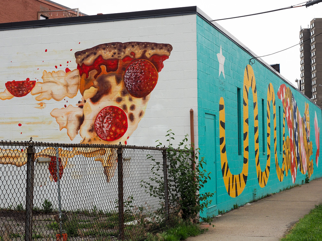 Murals in Ohio City