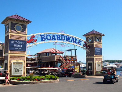 Put-in-Bay Boardwalk