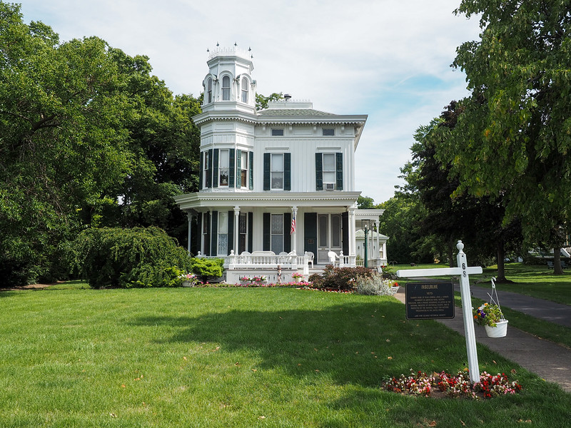House in Put-in-Bay, Ohio