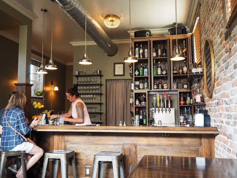 Volstead Bar in Sandusky