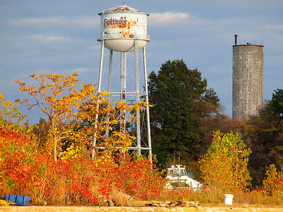 Fall in Lorain, Ohio