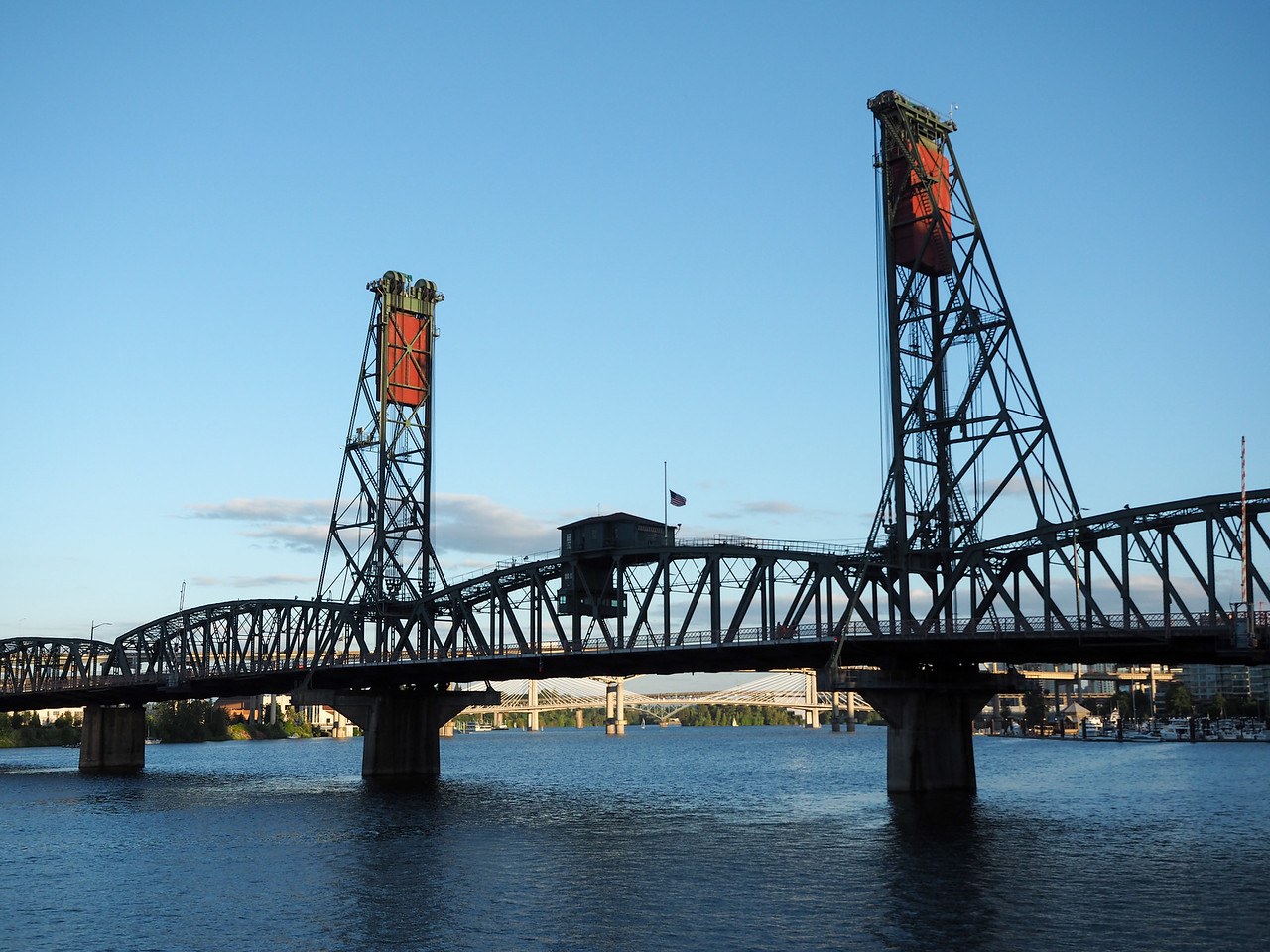 Bridge in Portland