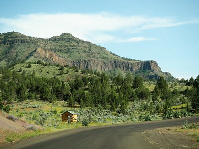 Roadtripping in Oregon