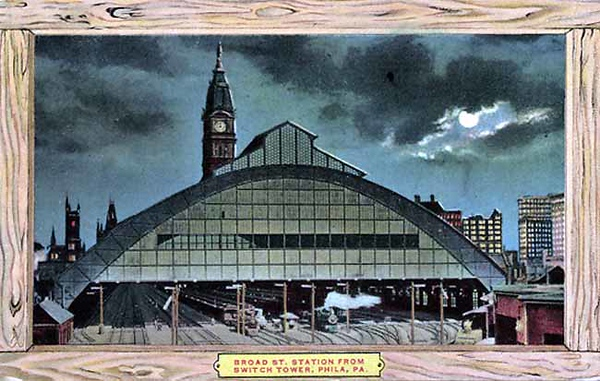 Broad Street Station