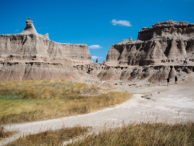 Window Trail in Badlands National Park