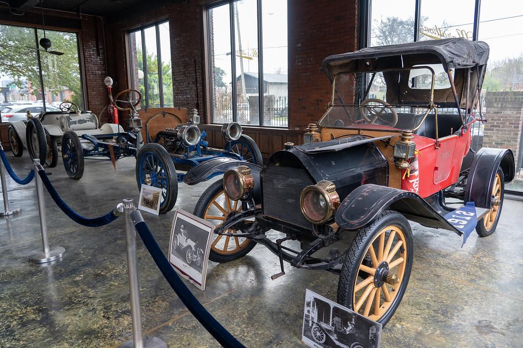 Original Marathon cars