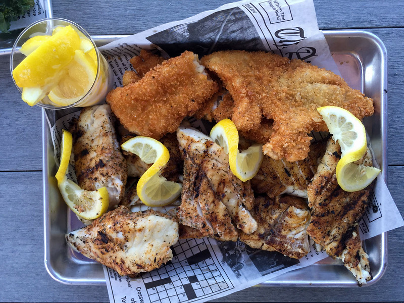 Cook Your Catch on South Padre Island