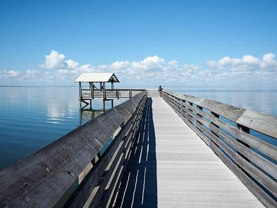 Laguna Madre Nature Trail on South Padre Island