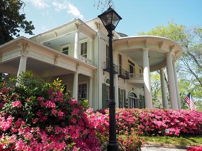 Goodman-LeGrand House in Tyler, Texas