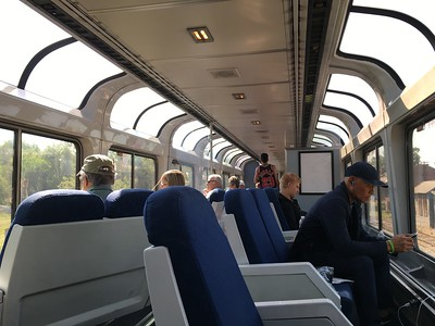 USA by train
