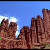 Ancient Art - Fisher Towers, Moab