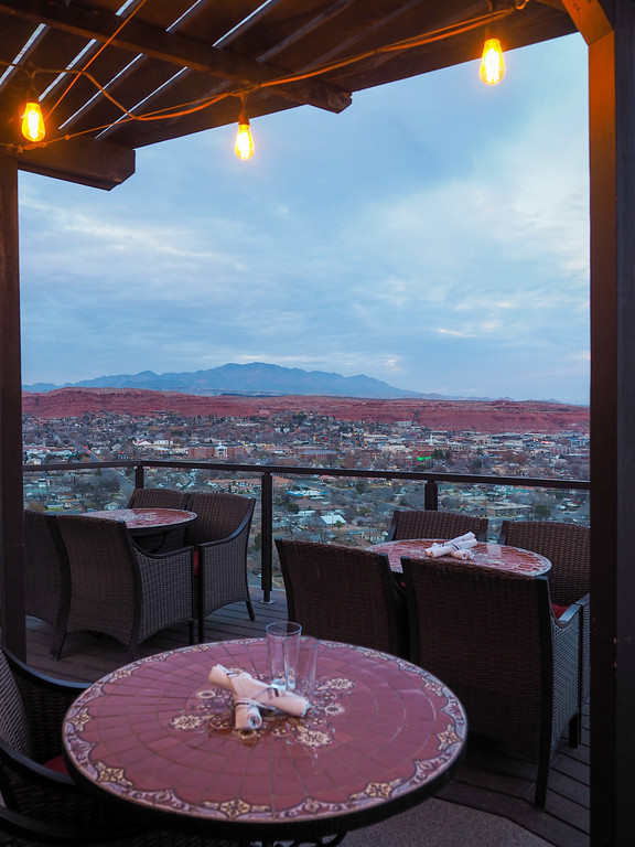 Cliffside Restaurant in St. George, Utah