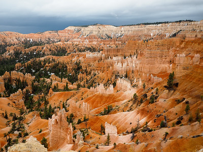 Sunrise Point at Bryce Canyon National Park