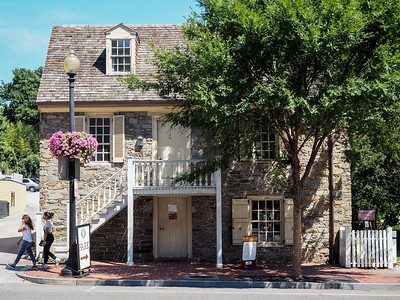Old Stone House in Georgetown