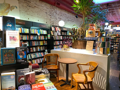 Taylor Books in Charleston
