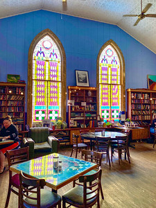 Cathedral Cafe in Fayetteville