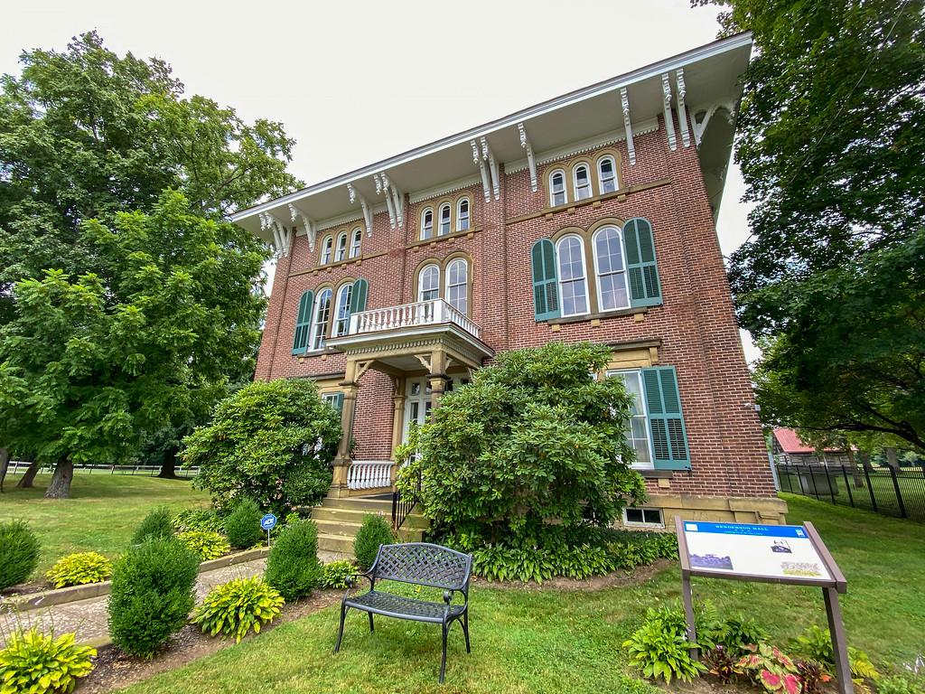 Henderson Hall in West Virginia
