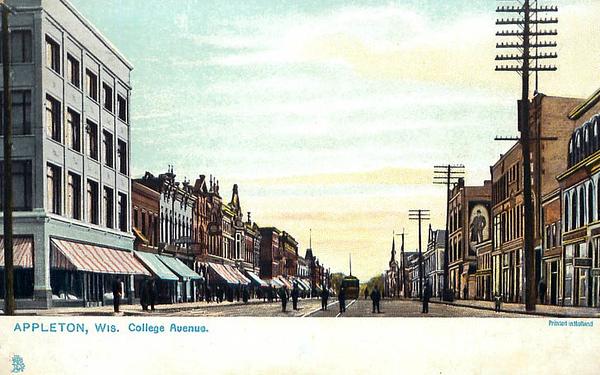 College Avenue, Appleton