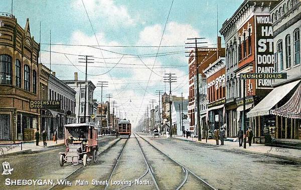 Main Street, Sheboygan