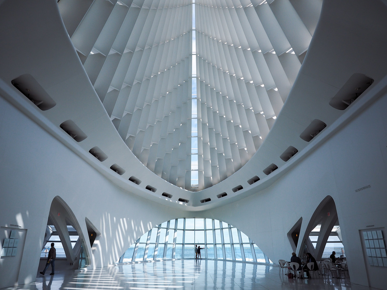 Milwaukee Art Museum architecture