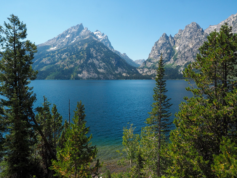Jenny Lake, Grand Teton National Park