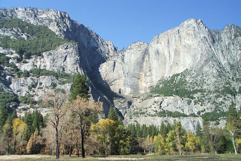 Yosemite Valley, Yosemite National Park, California, U.S.A.