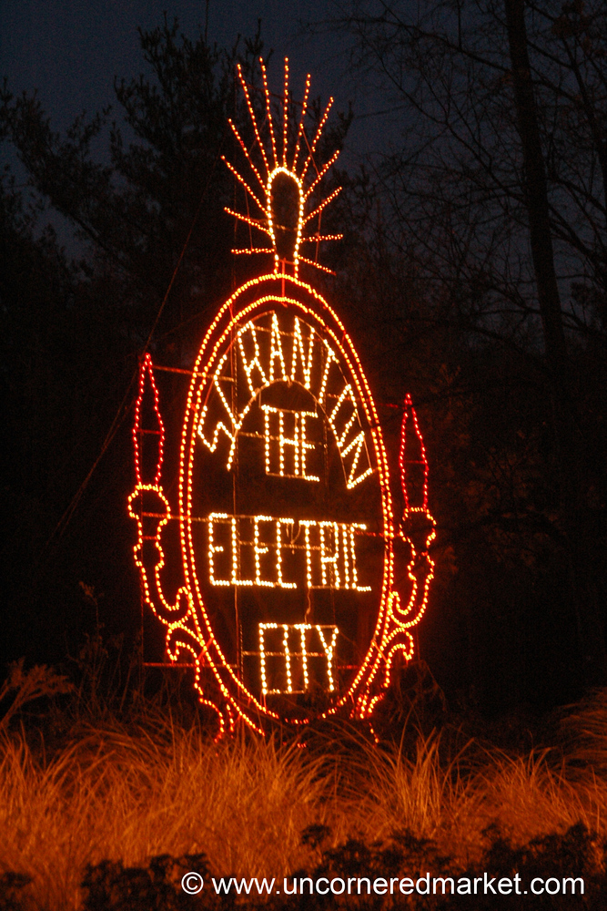 Scranton: The Electric City - Pennsylvania