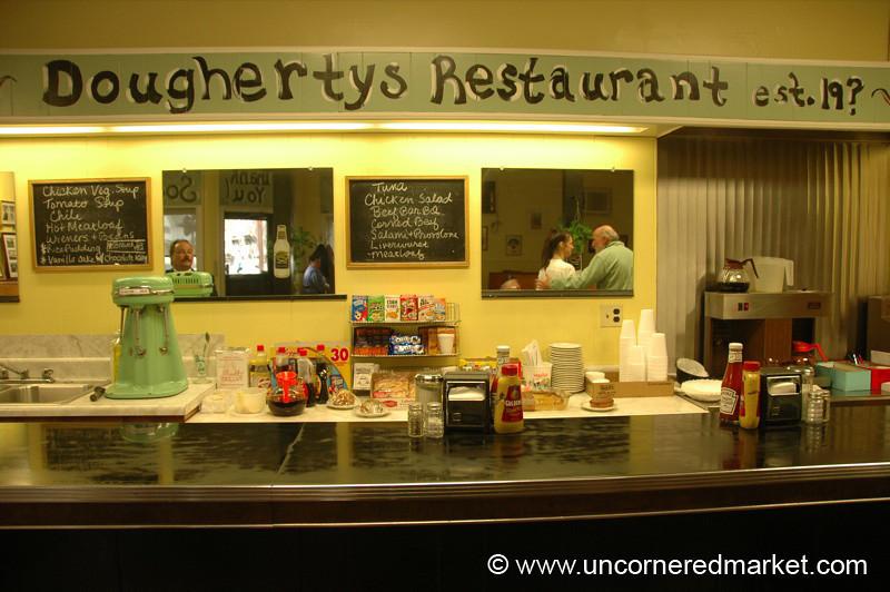 Dougherty's Restaurant - Scranton, Pennsylvania