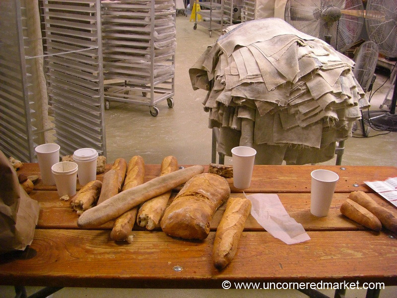 Bread at Chelsea Market - Manhattan, New York
