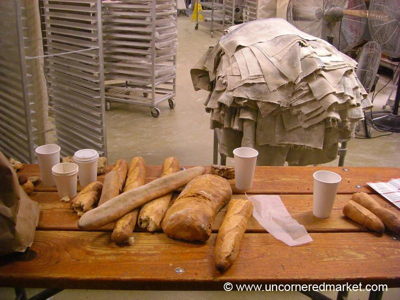 Bread at Chelsea Market - Manhattan, New York
