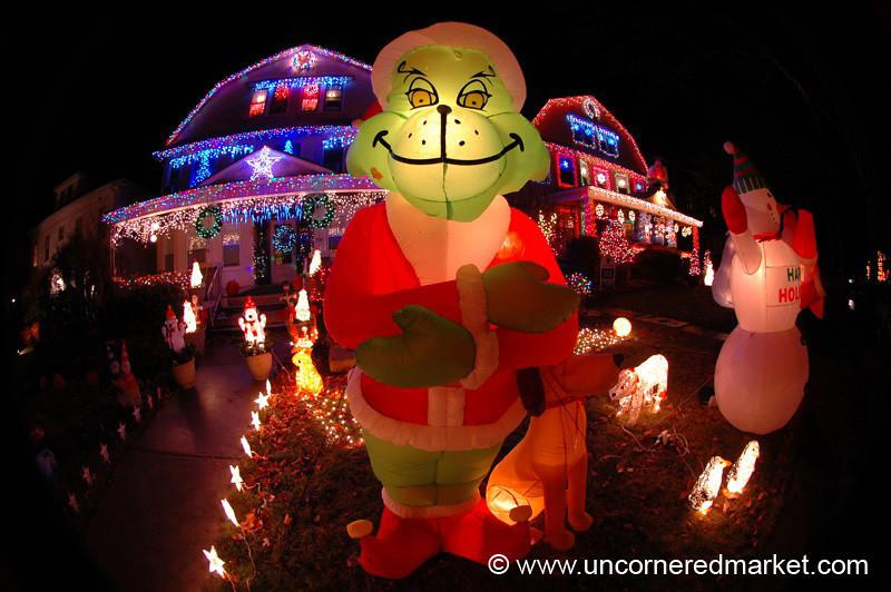 Christmas Grinch - Scranton, Pennsylvania