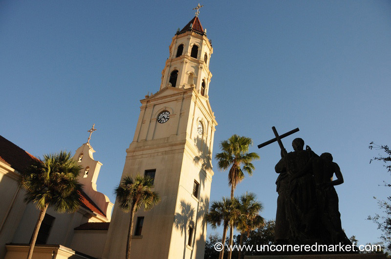 Cathedral of St. Augustine, Florida