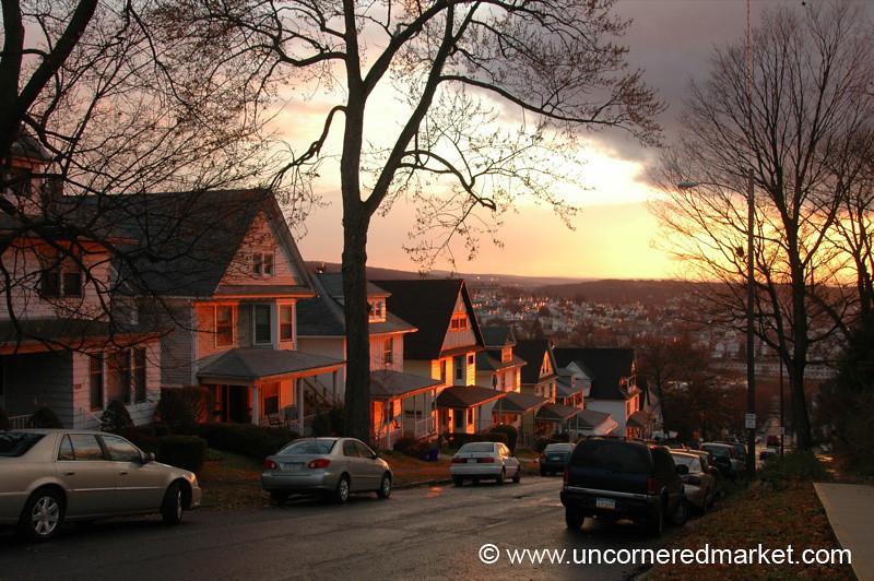 Scranton Sunset - Pennsylvania