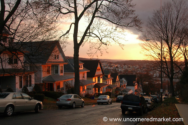 Scranton Sunset - Pennsylvania