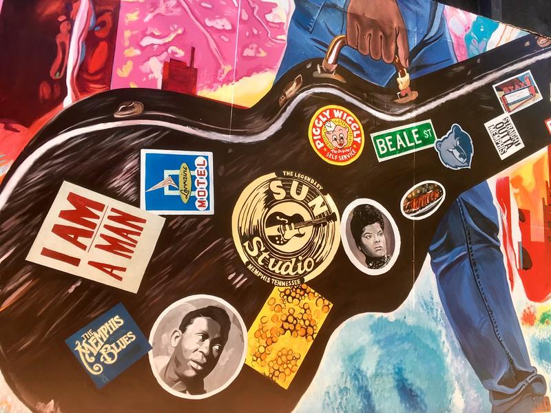 Memphis Street Art - Tennessee