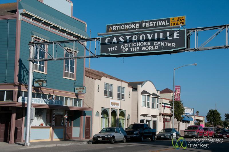 Castroville, the Artichoke Center of the World