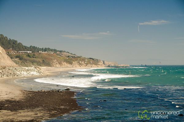 Northern California Coast, Between San Francisco and Monterey