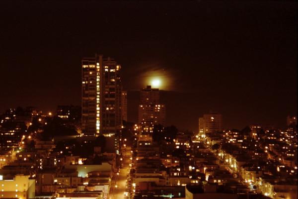San Francisco at Night - California, United States